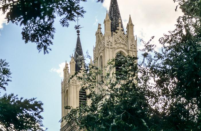 Iglesia de San Jerónimo el Real Madrid 1996