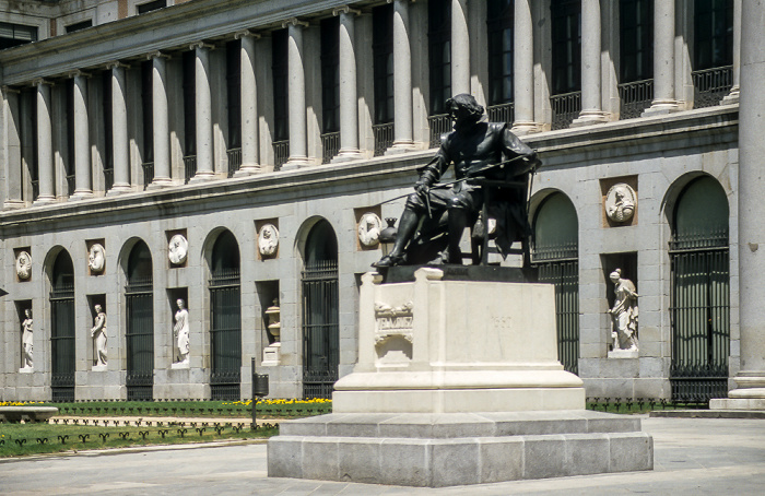 Monumento a Diego Velázquez Madrid 1996