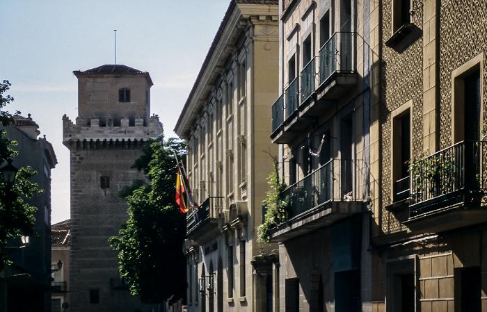 Centro Histórico: Calle Ildefonso Rodríguez Segovia 1996
