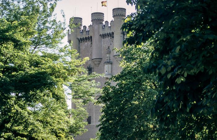 Alcázar de Segovia Segovia 1996