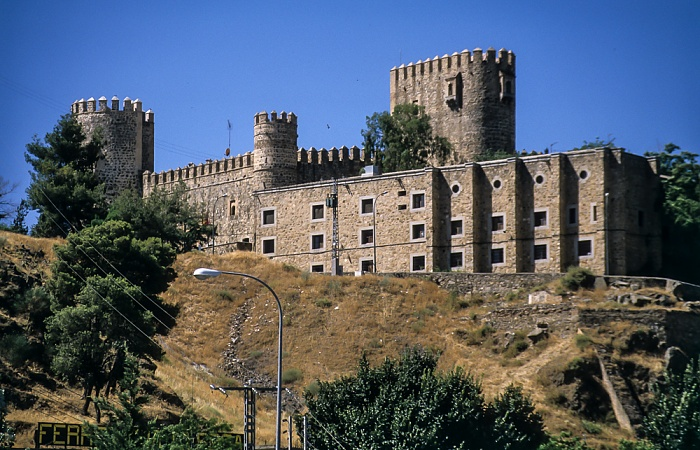 Castillo de San Servando Toledo 1996