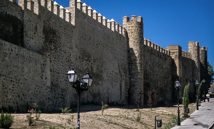 Centro Histórico: Stadtmauer Toledo 1996