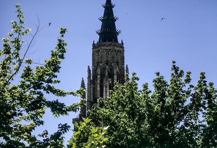 Centro Histórico: Catedral de Santa María de Toledo Toledo 1996