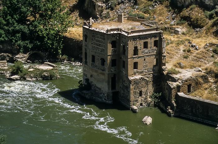 Río Tajo Toledo 1996