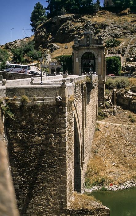 Puente de Alcántara, Río Tajo Toledo 1996