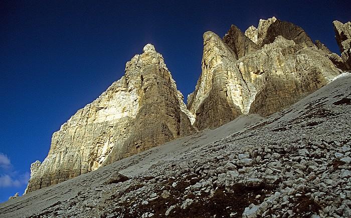 Sextener Dolomiten Drei Zinnen