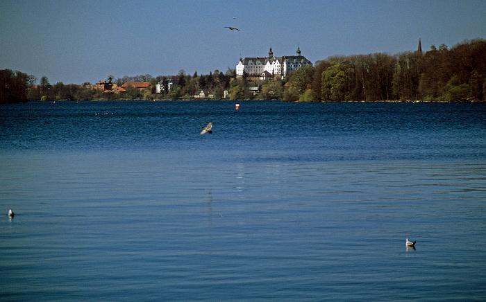 Großer Plöner See Schloss Plön
