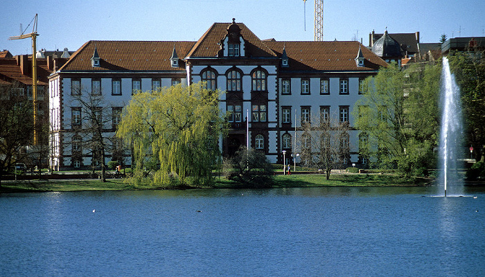 Kleiner Kiel: Justizministerium