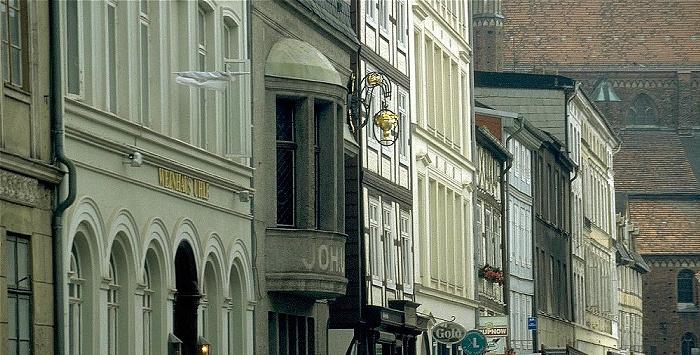 Schwerin Altstadt Dom