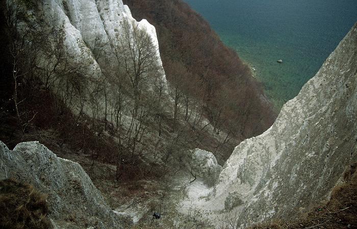 Rügen Kreidefelsen