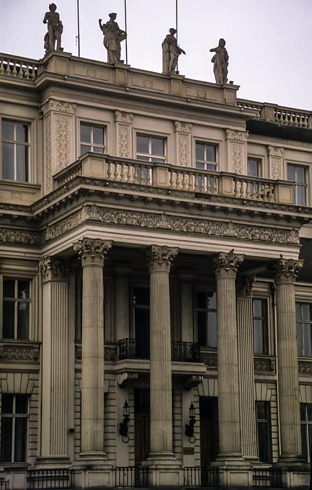 Mitte: Unter den Linden - Kronprinzenpalais Berlin 1997