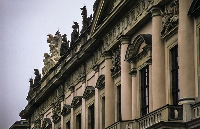 Mitte: Zeughaus (Deutsches Historisches Museum) Berlin 1997