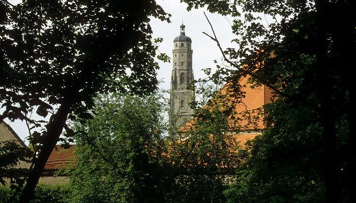 Nördlingen St. Georg: Turm Daniel