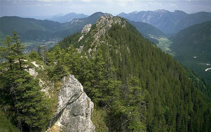 Sonnenberg Blick nach Osten