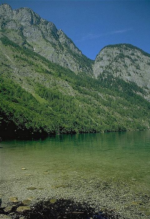 Königssee Archenwand