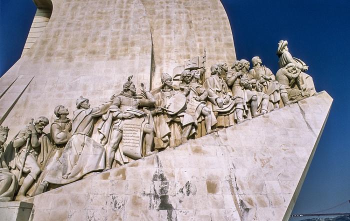 Belém: Padrão dos Descobrimentos Lissabon 1998
