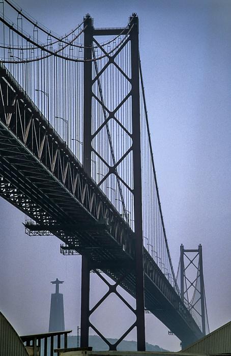 Lissabon Alcântara: Ponte 25 de Abril