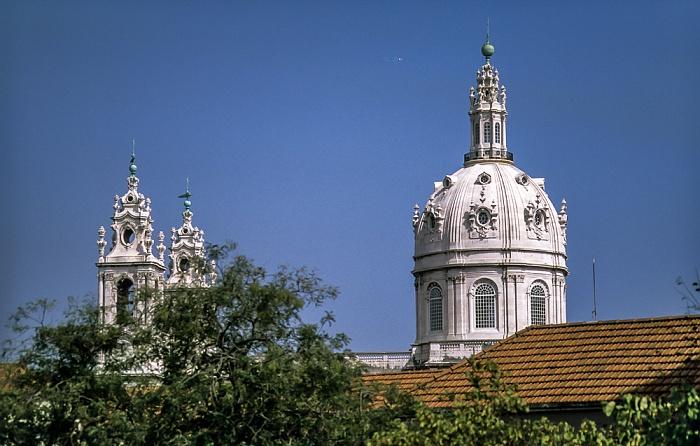 Estrela: Basílica da Estrela Lissabon 1998