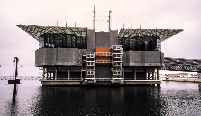 Lissabon EXPO '98: Pavilhão dos Oceanos