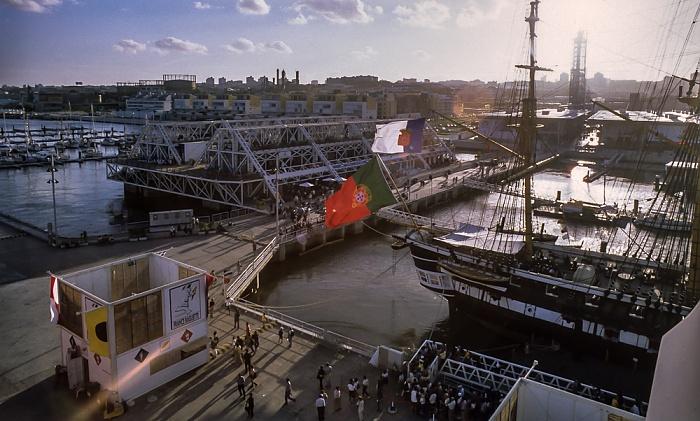 Lissabon EXPO '98: Exibicão Náutica