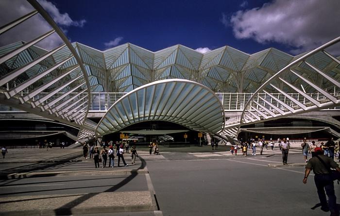 Estação do Oriente Lissabon 1998
