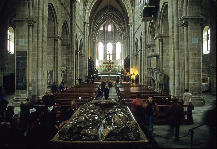 Bamberg Dom: Mittelschiff