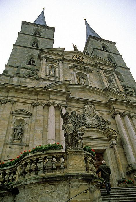 Bamberg Kloster Michelsberg Dom