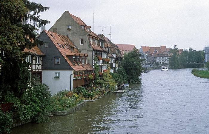 Bamberg Altstadt, Regnitz