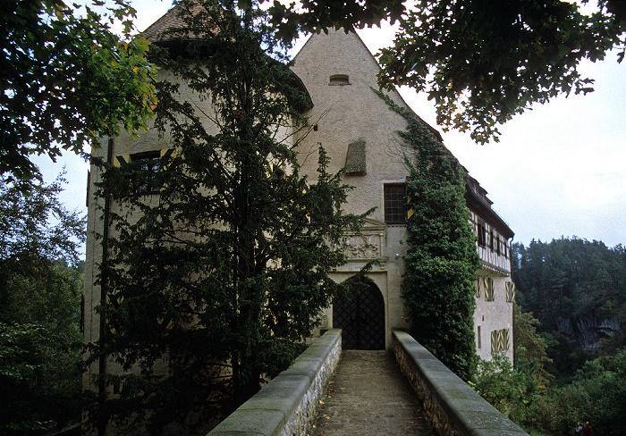 Ailsbachtal Burg Rabenstein