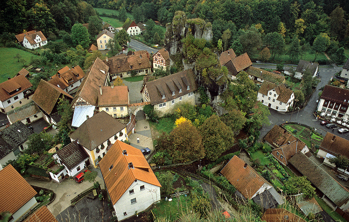 Tüchersfeld Fränkische-Schweiz-Museum