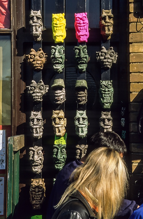 Camden Town: Camden High Street London 1998