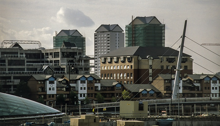 Docklands London 1998