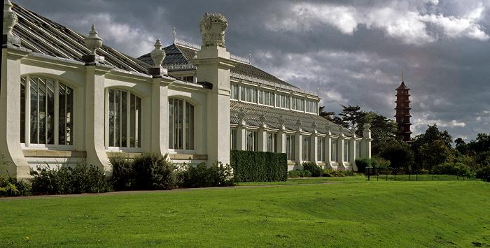 Kew Gardens: Haus der gemäßigten Klimazone London