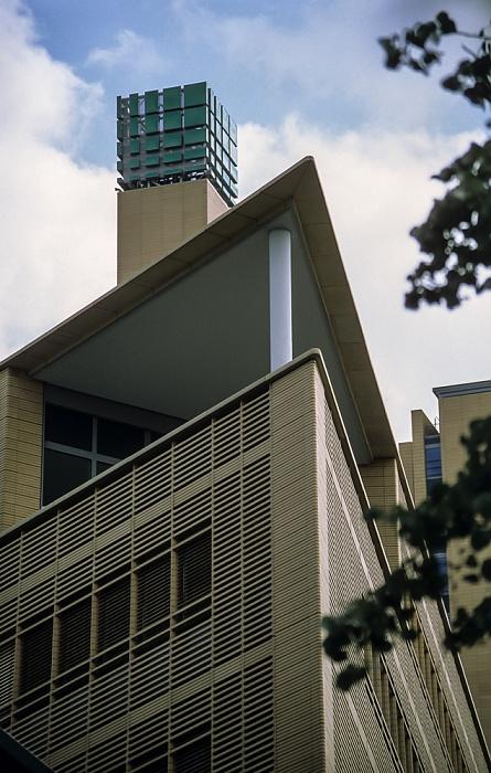 DaimlerChrysler-Areal mit debis-Haus Berlin 1999
