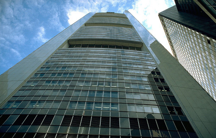 Frankfurt am Main Commerzbank Tower