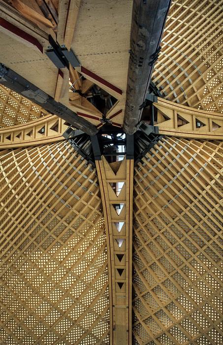 Hannover EXPO 2000: Expo-Dach Expo-Dach EXPO 2000