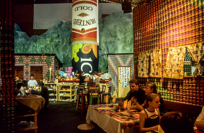 Hannover EXPO 2000: Afrika-Halle Afrika-Halle EXPO 2000