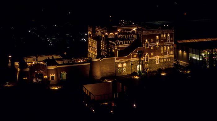 Hannover EXPO 2000: Blick vom monegassischen Pavillon: Jemenitischer Pavillon Jemenitischer Pavillon EXPO 2000 Monegassischer Pavillon EXPO 2000