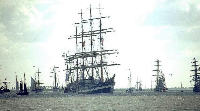 Bremerhaven Sail 2000