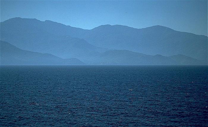 Ligurisches Meer Korsika