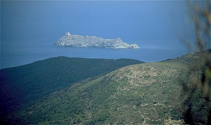 Cap Corse Ile de la Giraglia