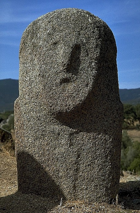 Filitosa Menhirstatue Prähistorische Stätten