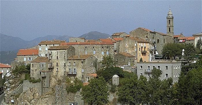 Sartène Altstadt