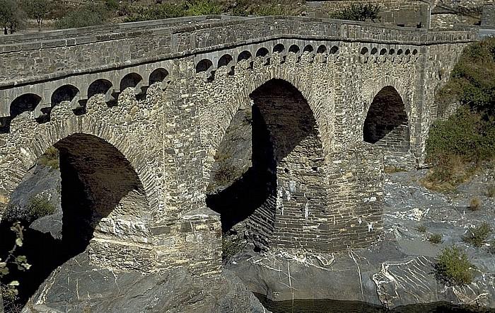 Tavignano-Tal Genuesenbrücke