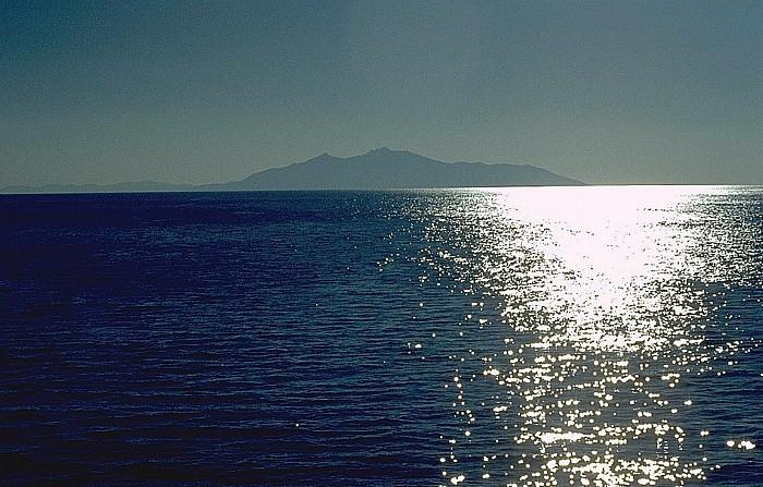 Ligurisches Meer Elba