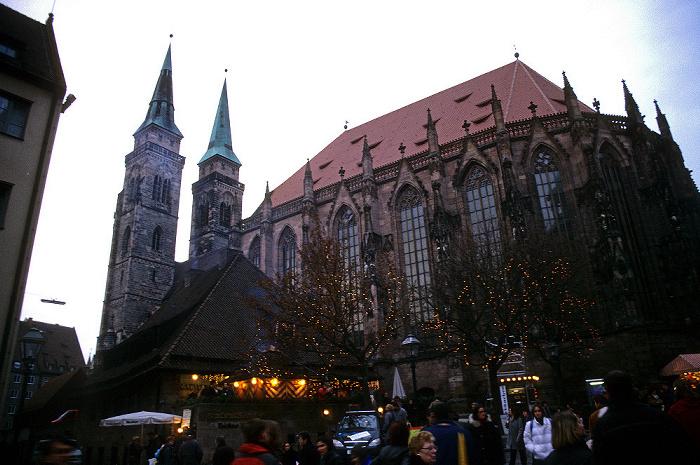 St. Sebald (Sebalduskirche) Nürnberg 2000