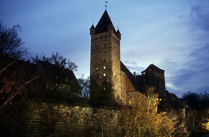 Nürnberg Kaiserburg Burg