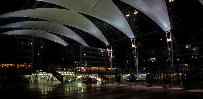 München Flughafen Franz Josef Strauß: MAC (Munich Airport Center) Terminal 1