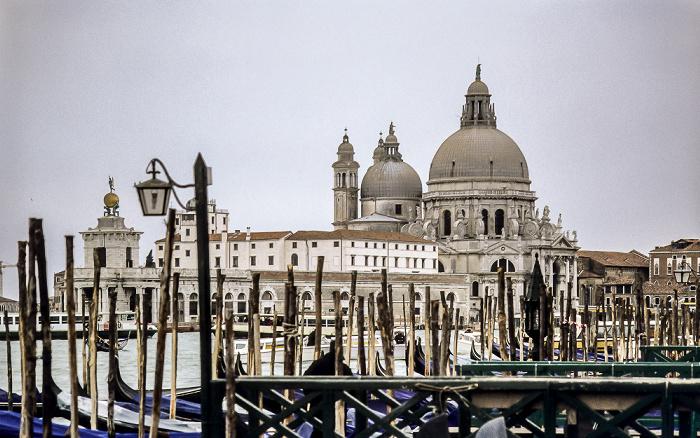 Venedig Santa Maria della Salute Molo San Marco