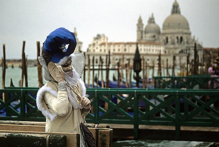 Molo San Marco (Karneval von Venedig) Santa Maria della Salute